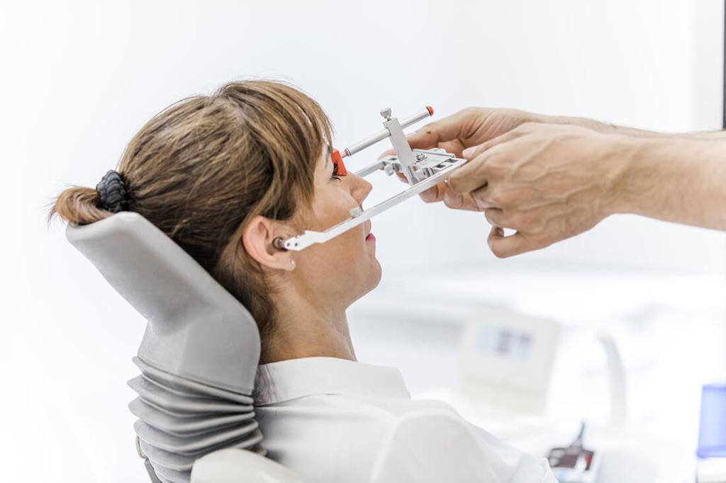 Zahnarzt Viersen - Guen - Leistungen - Kiefergelenktherapie bei CMD