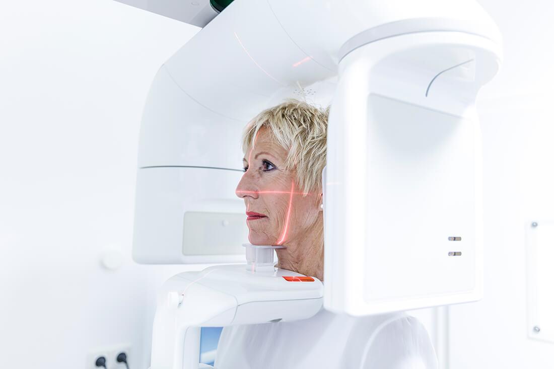 Zahnarzt Viersen - Guen - Röntgen in unserer Praxis