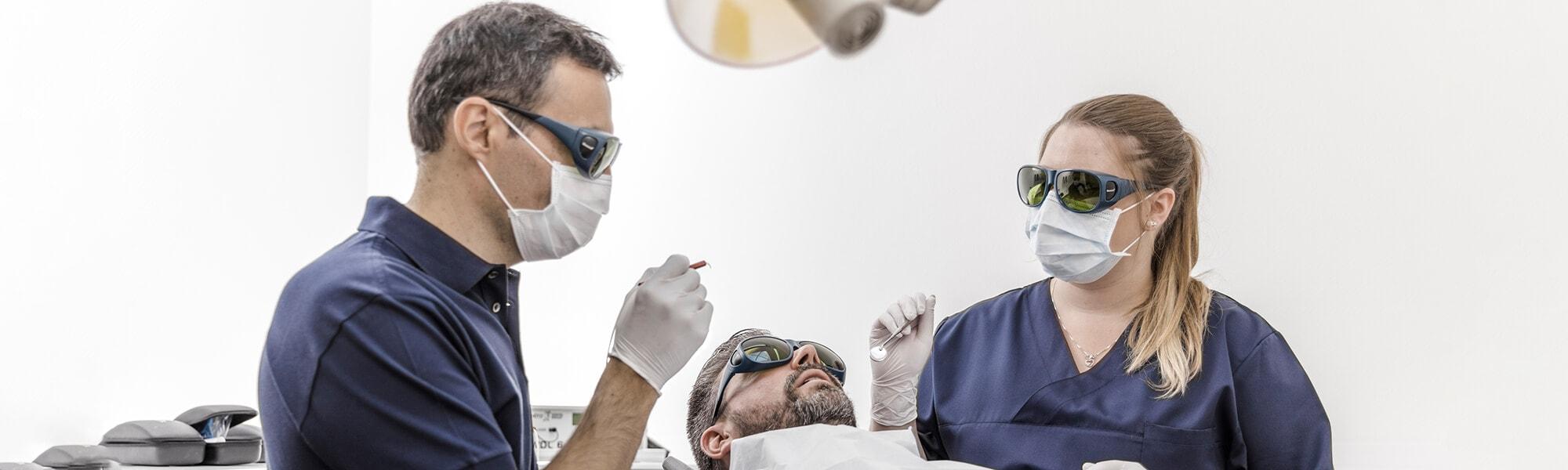 Zahnarzt Viersen - Guen - Leistungen Slider